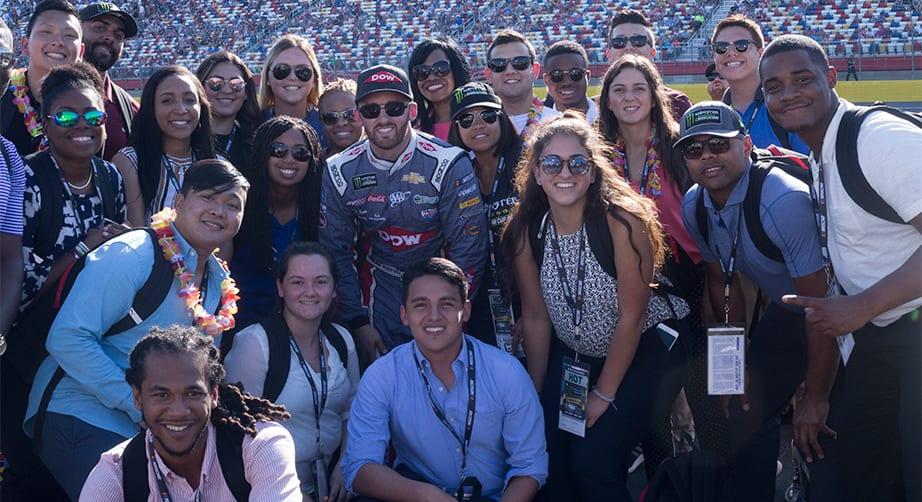 nascar.com - Official NASCAR Release - NASCAR Diversity Internship Program announces '19 class