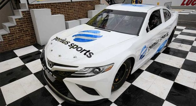 Genius Sports car