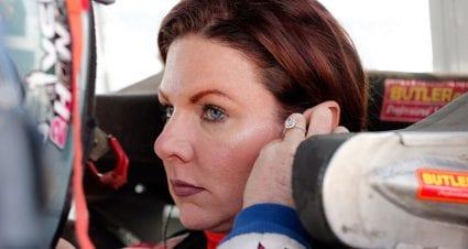 Gander Truck driver Jennifer Jo Cobb readies for Russia as U.S. 'ambassador'