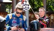 All Access: Touring Philadelphia with Xfinity Series drivers