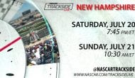 Trackside Live races into the Granite State for two shows
