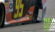 Tire trouble for DiBenedetto during final practice