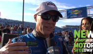 Harvick overjoyed to be back in Victory Lane