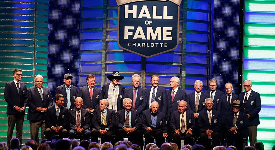 NASCAR Hall of Fame Class of 2021 induction ceremonies postponed