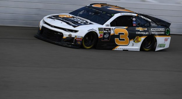 Austin Dillon No. 3 at Michigan