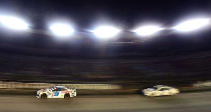 NASCAR cites three Monster Energy Series teams for lug-nut violations post-Bristol