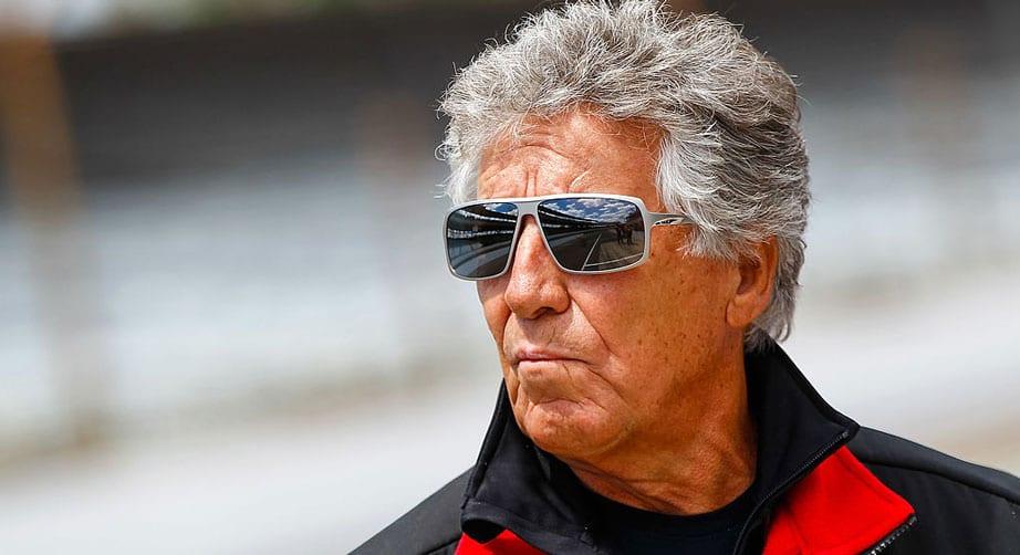 Mario Andretti named pace car driver for Roval | NASCAR.com