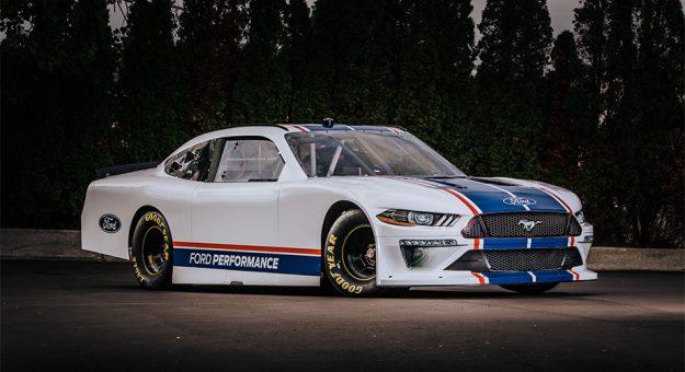 2020 Ford Mustang Xfinity Main