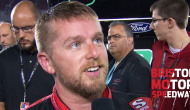 Allgaier after devastating loss: 'I don't know how you process it'