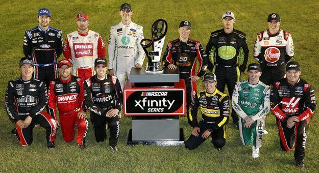 NASCAR Xfinity Series Playoff field set after Las Vegas