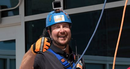 Second annual 'Over the Edge Charlotte' gives drivers reason to rappel