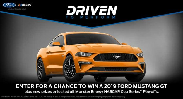 Ford Sweepstakes Hero