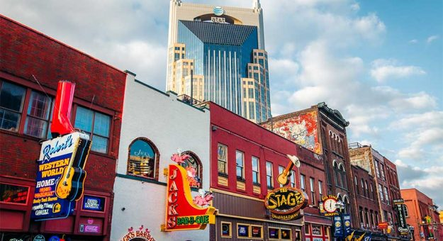 Nashville Banquet Monster Energy Series