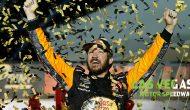 Las Vegas recap: Truex wins intense playoff opener