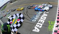 Spin on Sunday, win on Monday: Blaney conquers Talladega