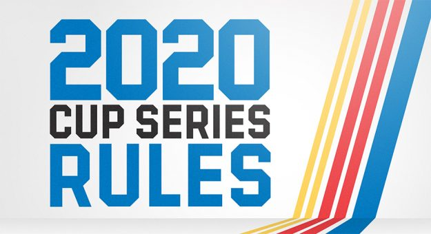 Preview of the 2020 NASCAR Cup Series rules updates