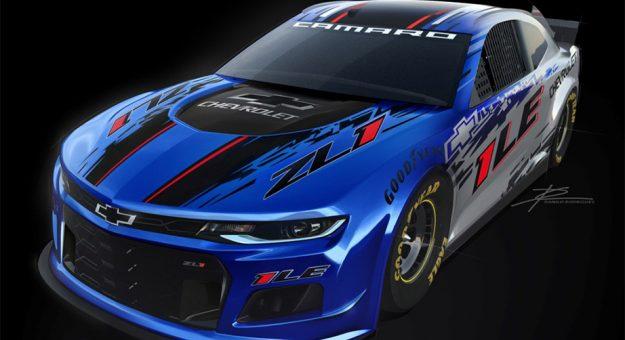 Chevrolet Cup Car 2020
