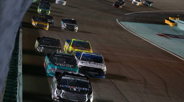 Christian Eckes Drives No 51 Toyota Tundra To Third Place Finish At Homestead Miami Speedway.jpg
