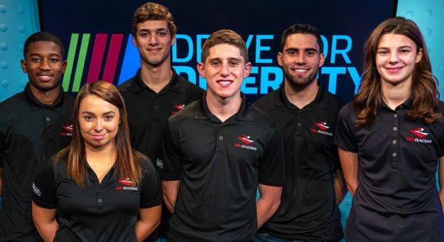 Drive for Diversity 2020 class