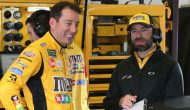 Kyle Busch dishes on his relationship with Adam Stevens