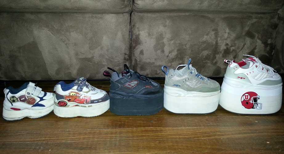 Travis Carpenter Shoes Main