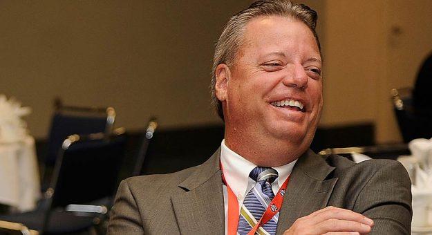 Atlanta Motor Speedway president Ed Clark in 2010.
