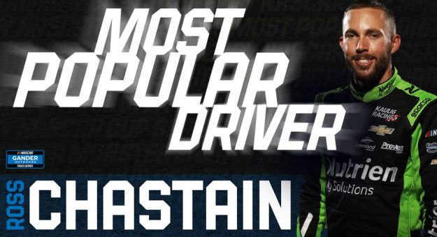 Ross Chastain graphic