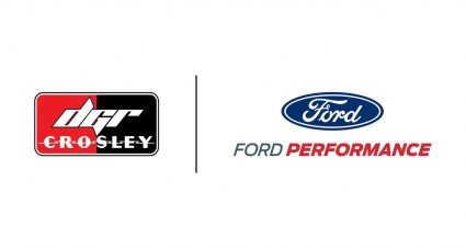 DGR-Crosley, Ford Performance announce partnership