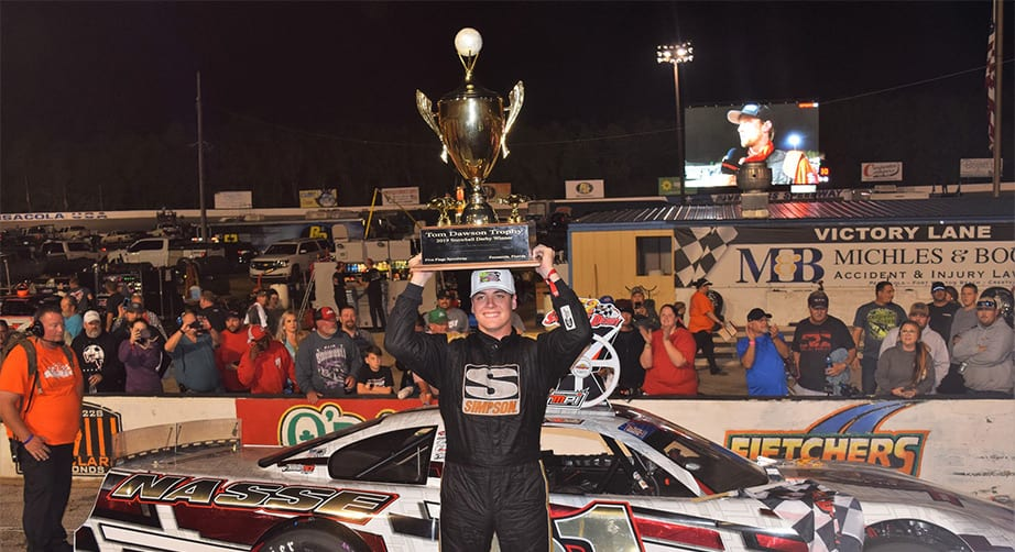 Stephen Nasse powers way to Snowball Derby win