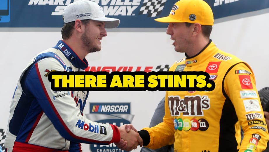 @nascarcasm: Why Kyle Busch is going to win Rolex 24 ...