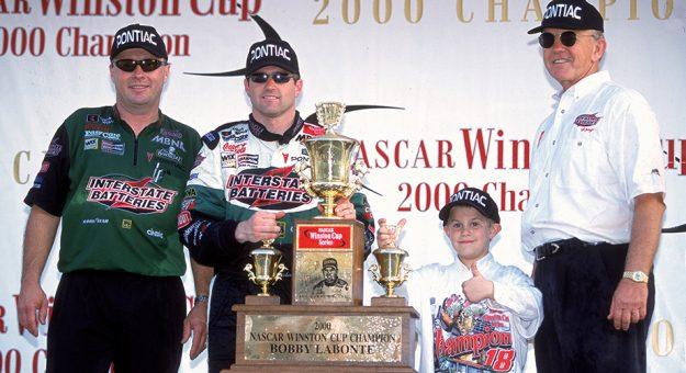 Bobby Labonte 2000 Champion