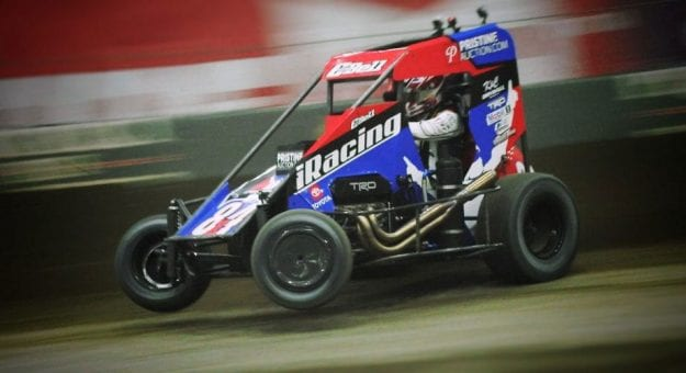 2020 Christopher Bell Chili Bowl Car