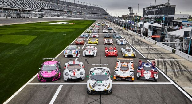 Get ready for the Rolex 24
