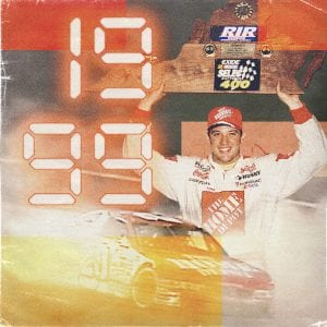 Tony Stewart Richmond 1999 graphic