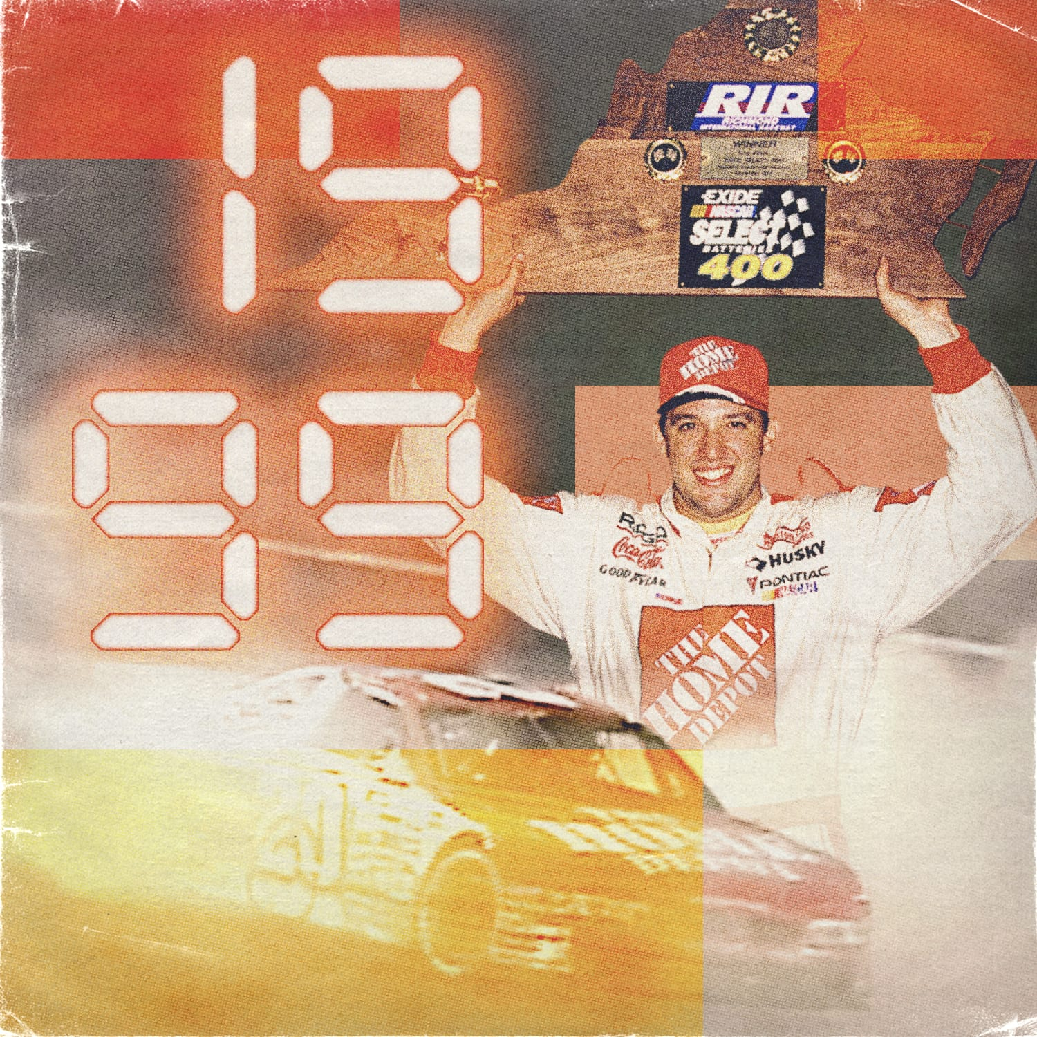 Relive Tony Stewart's first NASCAR Cup Series win from 1999