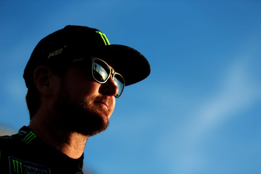 RICHMOND, VIRGINIA - SEPTEMBER 20: Kurt Busch, driver of the #1 Monster Energy Chevrolet, looks on during qualifying for the Monster Energy NASCAR Cup Series Federated Auto Parts 400 at Richmond Raceway on September 20, 2019 in Richmond, Virginia. (Photo by Sean Gardner/Getty Images)   Getty Images