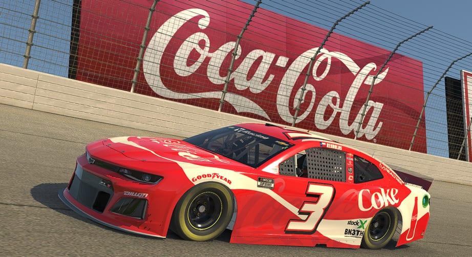 Coca-Cola named entitlement sponsor of iRacing Series | NASCAR