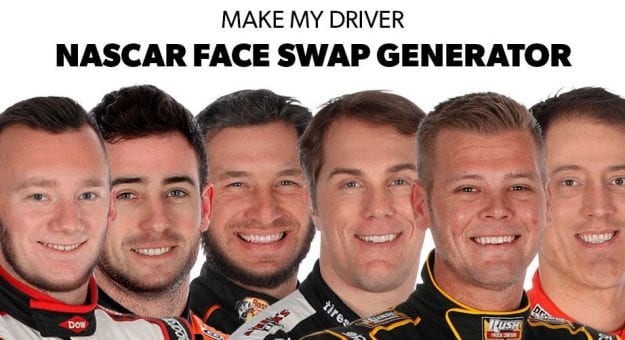2020 Face Swap Graphic