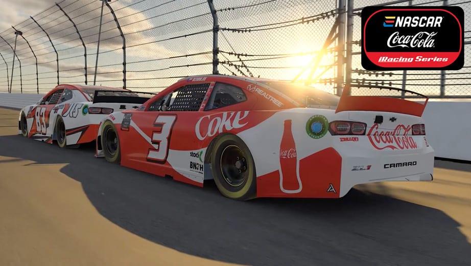 eNASCAR Coca-Cola iRacing Series season returns at Daytona