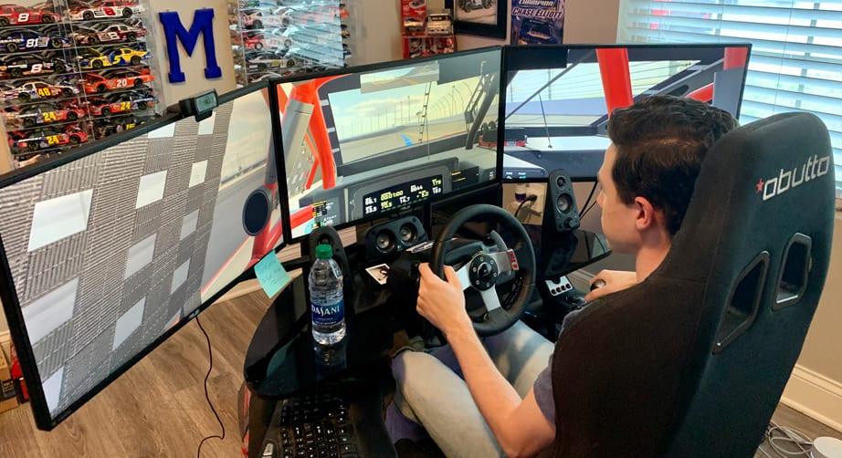 Iracing Main Driving
