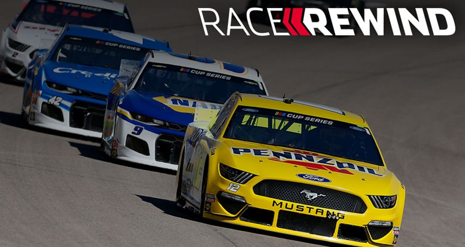 Relive the Las Vegas race in 15 minutes