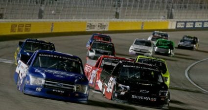 Tanner Gray secures first career top-10 finish at Las Vegas Motor Speedway