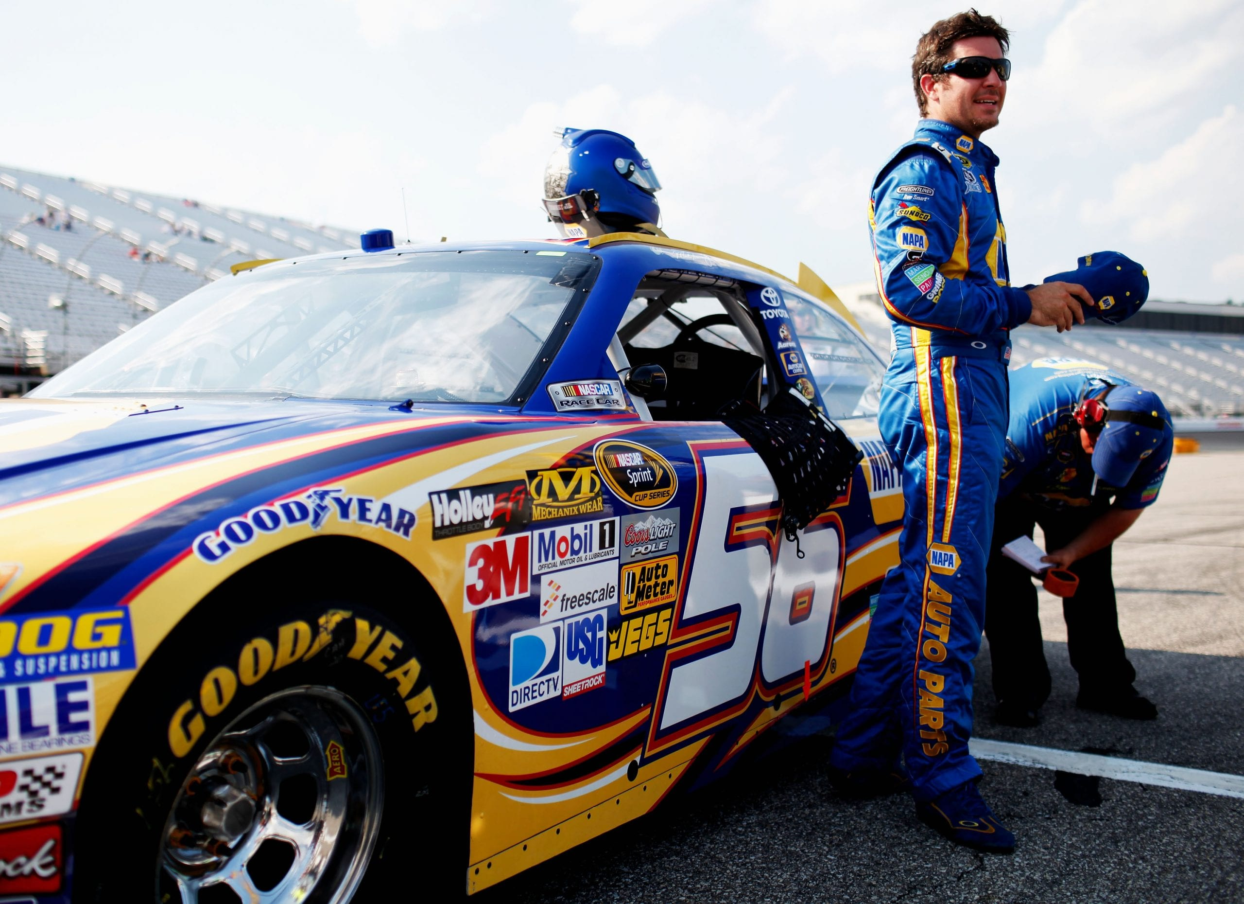 Best Nascar Drivers At New Hampshire