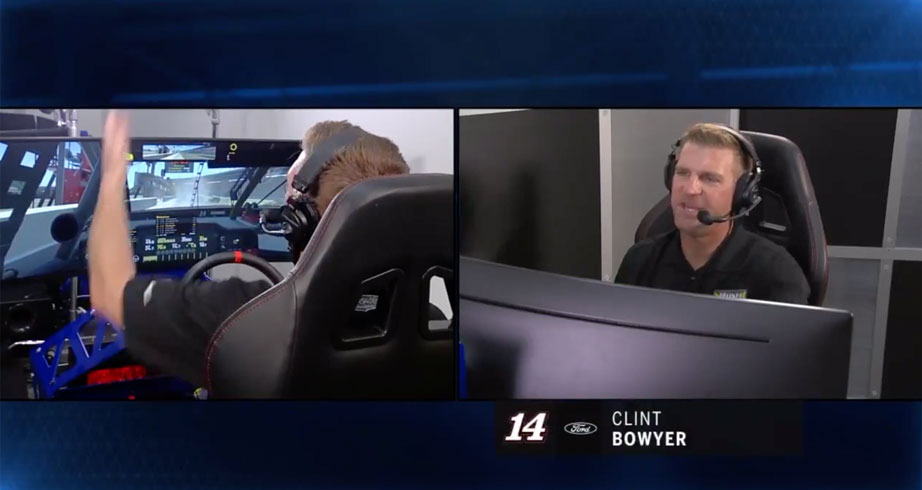 Bowyer: 'I had to fire Jeff Gordon as my spotter'