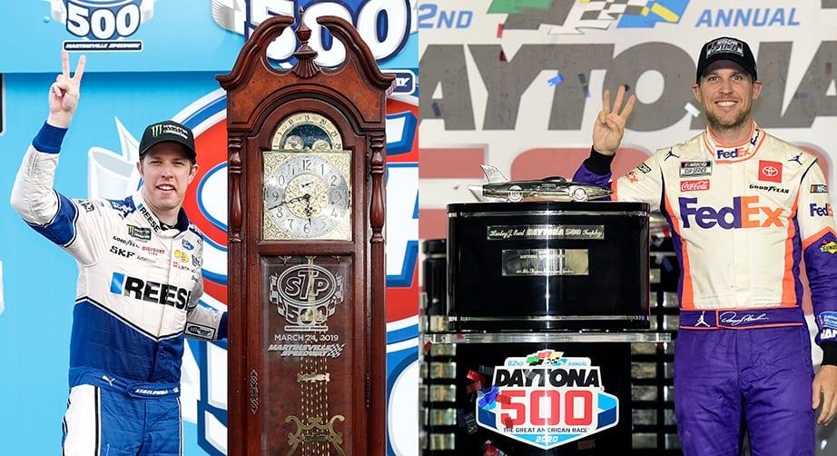 Debate What Is The Best Trophy In Nascar Nascar