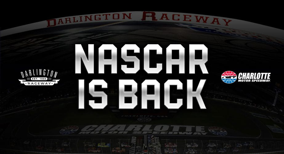 NASCAR first sports league to resume after COVID-19 | NASCAR