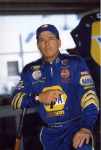 1990s: Driving NAPA sponsored Chevrolets for Dale Earnhardt, Inc., Ron Hornaday, Jr. won NASCAR Truck Series championships in 1996 and 1998. The team scored 19 wins over a four-year period from 1996 through 1999. (Photo by ISC Images & Archives via Getty Images)