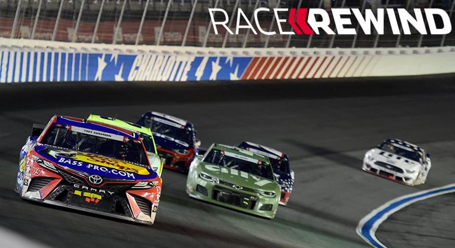 Race Rewind: NASCAR's longest race in 15 minutes