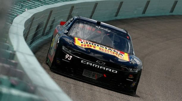 Myatt Snider Drives No 93 Chevrolet Impala To Seventh Place Finish At Homestead Miami Speedway.jpg