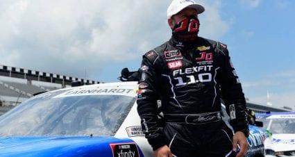 Jeffrey Earnhardt places 16th at Pocono Raceway